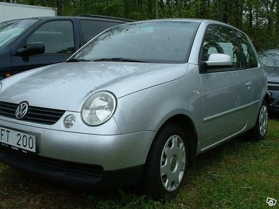 begagnad VW Lupo 1,4 75 hk