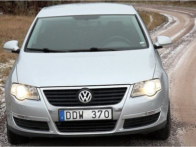 begagnad VW Passat 2.0tdi