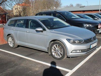 begagnad VW Passat SC TDI 150 DSG