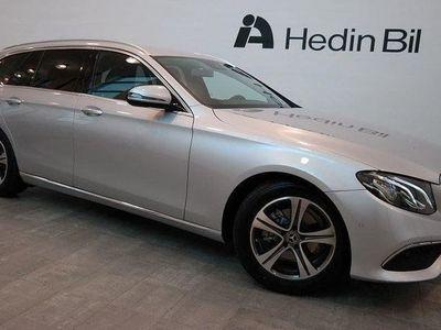 gebraucht Mercedes E200 // Företagserbjudande // Parkeringsvärmare // Navigation // Dragkrok //