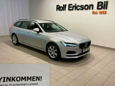 begagnad Volvo V90 D3 AWD Business 2018, Kombi Pris 234 500 kr