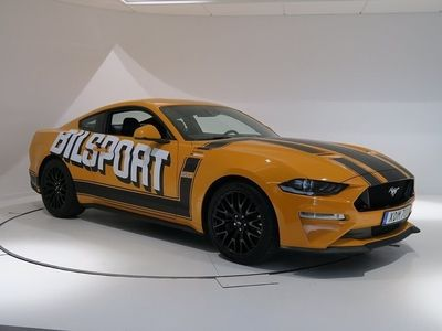begagnad Ford Mustang GT 5.0 V8 Automat Euro 6 450hk -19