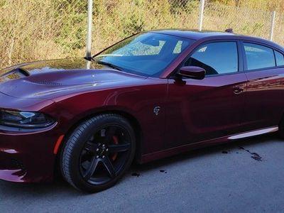 begagnad Dodge Charger SRT Hellcat 6.2 V8 HEMI