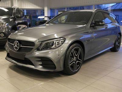 begagnad Mercedes 220 C-klassd 4MATIC