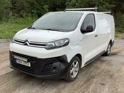 begagnad Citroën Jumpy III 2.0 BlueHDI Skåp 2017, Transportbil Pris 118 300 kr