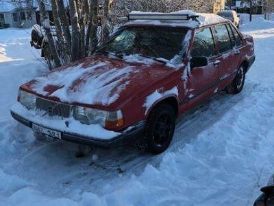begagnad Volvo 944 -91
