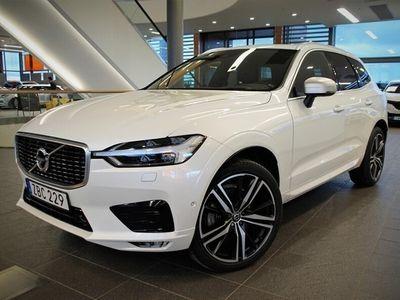 "begagnad Volvo XC60 D5 AWD R-Design UC 21"""