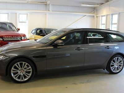 begagnad Jaguar XF SPORTBRAKE 2.0D HIGH 240PS AWD PORTFOLIO