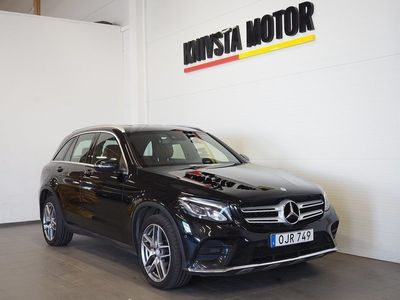 begagnad Mercedes GLC220 d 4M Aut AMG 170hk