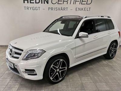 begagnad Mercedes GLK220 BlueTEC 4MATIC 7G-Tronic Plus // Panorama
