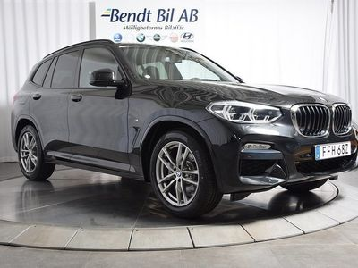 begagnad BMW X3 xDrive20i / M Sport / Connected -19