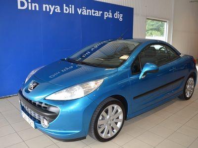 begagnad Peugeot 207 CC 1.6 Turbo (150hk)Nu 54 900:-