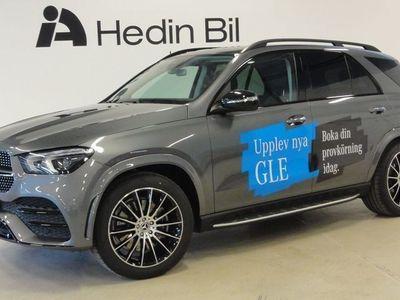 brugt Mercedes 300 GLED 4MATIC SUV AMG parkeringsvärmare Panorama Adaptiv farthållare Luftfjädring Dragkrok