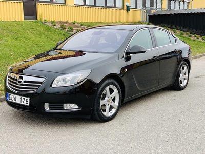 begagnad Opel Insignia 2.0CDTI/ECOFLEX/160hk/15300MIL -10