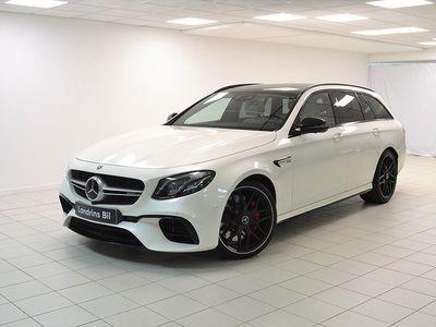 begagnad Mercedes S63 AMG AMG ET 4MATIC+ Euro 6 612hk