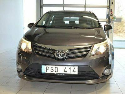 begagnad Toyota Avensis 2.0 D-4d Kombi Låg Skatt Motorvärmare 2012, Kombi Pris 104 900 kr