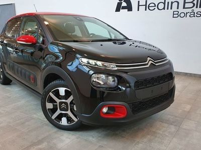 begagnad Citroën C3 PT110 SHINE // Backkamera // Keyless //