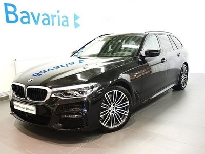 begagnad BMW 540 i xDrive Touring Innovation M-sport Travel Winter