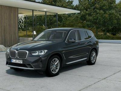 begagnad BMW X3 xDrive30e Navi Innovation Drag HiFi Adaptiv-Led Backkamera