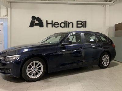 begagnad BMW 320 D Automat/värmare/drag