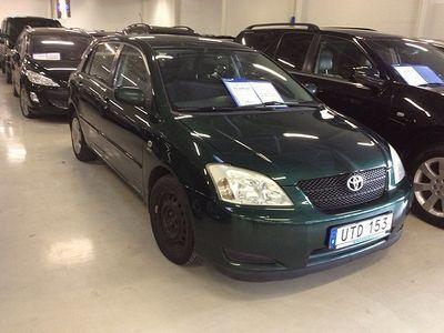 begagnad Toyota Corolla 2004, Halvkombi 29 000 kr