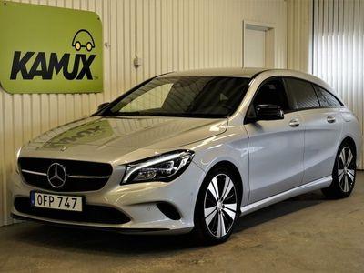 gebraucht Mercedes CLA200 d SB 4M AMG S&V hjul