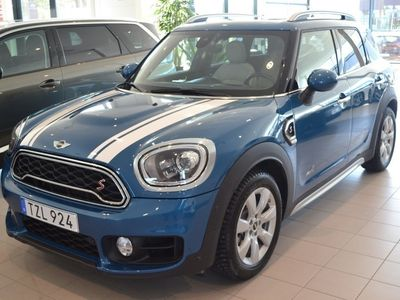 begagnad Mini Countryman S ALL4 Chili Plus / Panorama -18