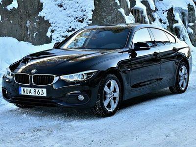 begagnad BMW 420 Gran Coupé d xDrive Steptronic Sport line 190hk