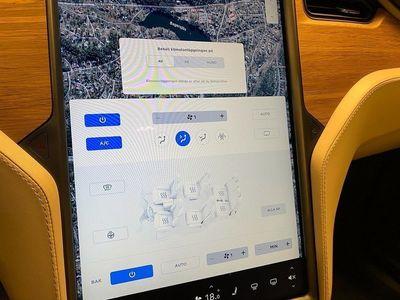 begagnad Tesla Model X Long Range AWD