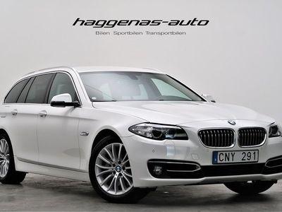 begagnad BMW 535 i xDrive Touring / 306hk / Navi / Lågmilad