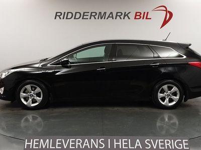 begagnad Hyundai i40 1.7 Panorama | Navi | B-kamera | Dragkrok 2012, Kombi 76 400 kr