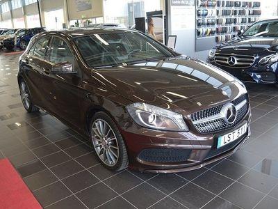 begagnad Mercedes A200 CDI AMG Paket / Automat /