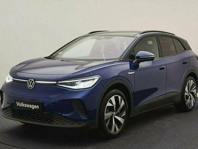 begagnad VW ID4 Pro Performance 77kwh 204hk