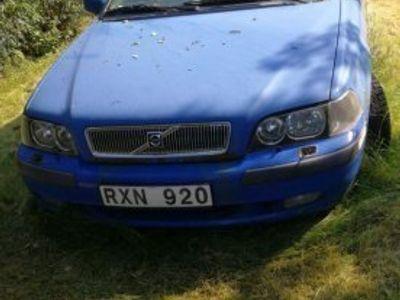 begagnad Volvo S40 -98