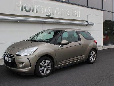 gebraucht Citroën C3 DS3 1.6 VTi 2011, Halvkombi 84 900 kr