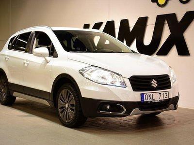begagnad Suzuki SX4 S-Cross 1.6 VVT i-AWD CVT 120hk All Grip 4X4