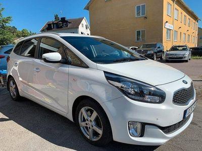 begagnad Kia Carens 1.7 141hK Euro 6 7-sits Automat