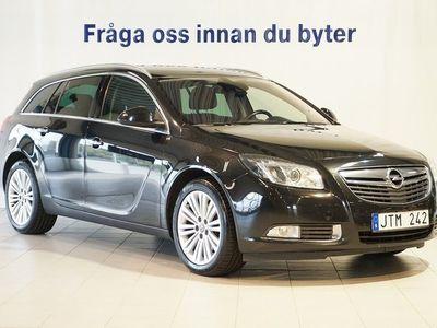 begagnad Opel Insignia Combi 2,0Cdti 195 Hk, Aut 4x4