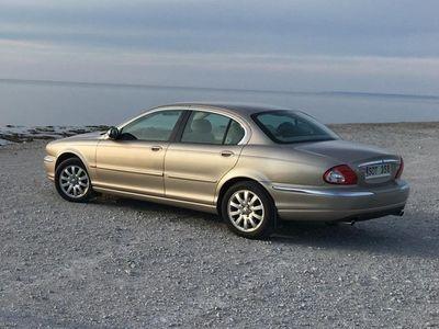 begagnad Jaguar X-type 2.5 V6 - OBS 6700 mil