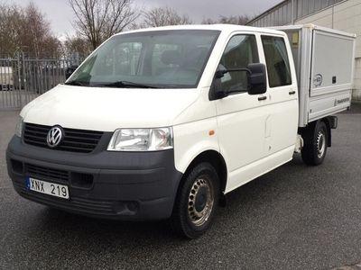 gebraucht VW Transporter PIC DH 2.5 4-MOTT5 TDI Pickup 4-motion (130hk)