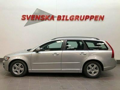 begagnad Volvo V50 1.6 DRIVe Momentum Pdc Bt M-värmare Lm S+V-hjul