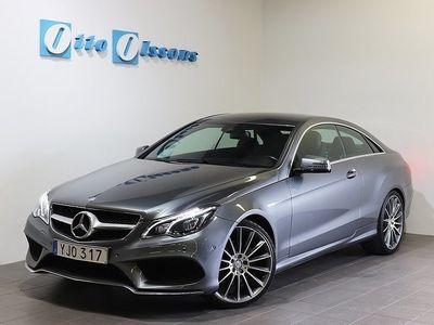 begagnad Mercedes E250 Coupé AMG Aut, Nav