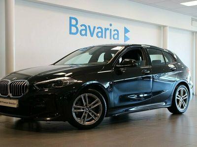 begagnad BMW 118 5-d M-Sport Aut Nypris 324.100:-