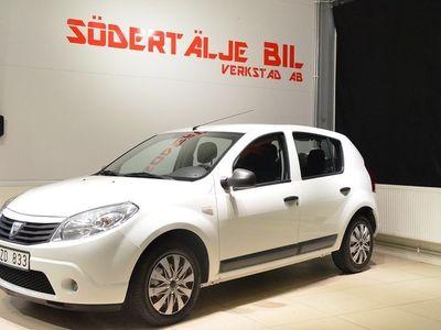 begagnad Dacia Sandero 1.6 E85 87hk