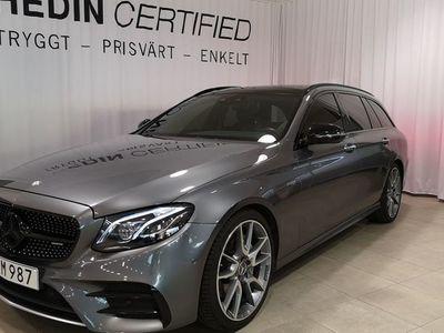 begagnad Mercedes E43 AMG AMG/Värmare/Dragkrok/Burmester/Headup Display/Panoramatak