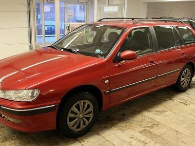 begagnad Peugeot 406 2,0,ACC,NyBes,Drag,Nykamrem, -04
