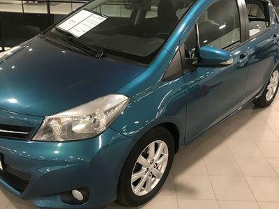 begagnad Toyota Yaris 1.33 VVT-i 99hk, 2013