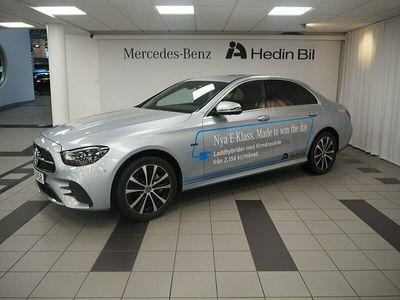 begagnad Mercedes E300 E4MATIC SEDAN AMG-Line Demo