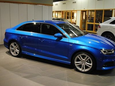 used Audi A3 Sedan 1.5 TFSI 150HK Wahlstedts Edition S-line