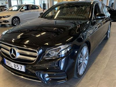 begagnad Mercedes E220 E-Klass4-Matic AMG-line